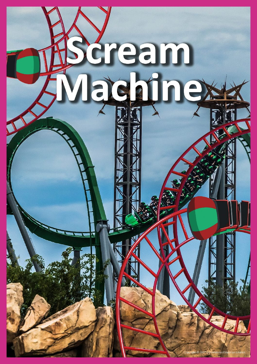 Applegarth Primary School Blog | Scream Machine